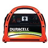 Batería de arranque Duracell DRPP600 Powerpack 600 con fuente de energía de emergencia.
