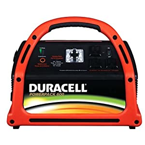 Duracell DRPP600 Powerpack 600 Jump Starter and Emergency Power Source at Sears.com