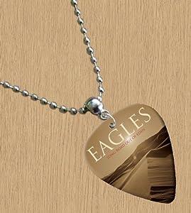 The Eagles Eden Premium Guitar Pick Necklace
