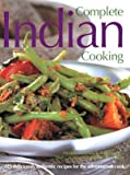 img - for Complete Indian Cooking book / textbook / text book