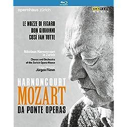 Mozart: Da Ponte Operas [Blu-ray]