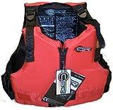 Medium/Large RED MK1 CREWSAVER CSR MK1 BUOYANCY AID LIFE JACKET VEST 50N