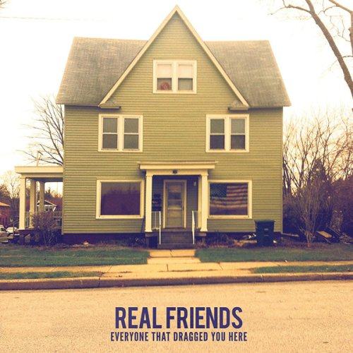 Original album cover of Everyone That Dragged You Here by Real Friends