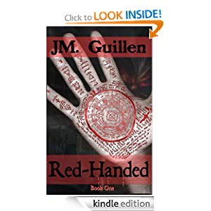 Red Handed (A Steampunk Detective story) (Judicar's Oath)