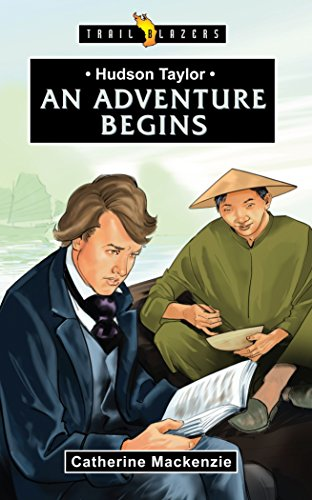 AN ADVENTURE BEGINS (Trailblazer Biographies (Hardcover))