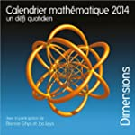 Calendrier math�matique 2014. Un d�fi...