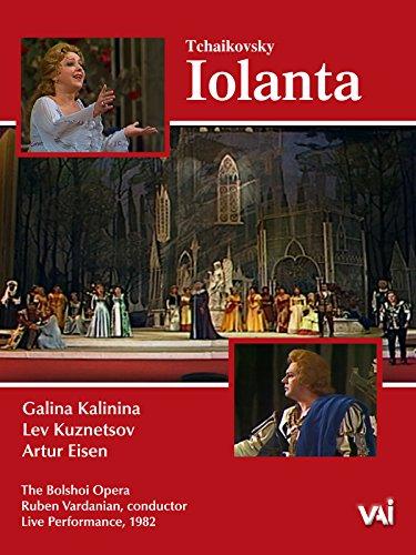 Tchaikovsky, Iolanta (English subtitled)