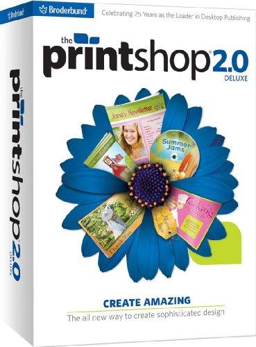 Print Shop V2 Deluxe
