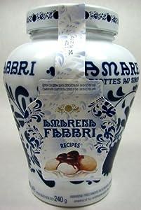 Amarena Fabbri Wild Cherries in Syrup 600gr Crock
