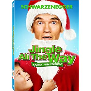 Click to buy Arnold Schwarzenegger Movies: Jingle All the Way (Family Fun Edition) from Amazon!