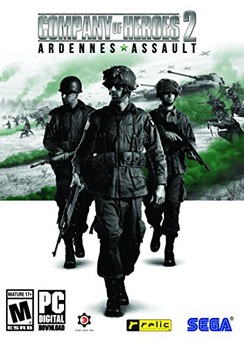 Get Company of Heroes 2: Ardennes Assault [Online Game Code]