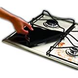 Cooks Innovations Gas Range Protectors - Black
