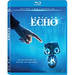 Earth to Echo [Blu-ray]