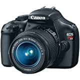 51ynym0lo3L. SL160  Top 10 Digital Cameras for April 15th 2012   Featuring : #3: Canon EOS Rebel T2i 18 MP CMOS APS C Sensor DIGIC 4 Image Processor Full HD Movie Mode Digital SLR Camera with 3.0 inch LCD and and EF S 18 55mm f/3.5 5.6 IS Lens