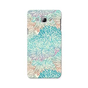 ArtzFolio Vintage Cloudy : Samsung Galaxy A8 Matte Polycarbonate ORIGINAL BRANDED Mobile Cell Phone Protective BACK CASE COVER Protector : BEST DESIGNER Hard Shockproof Scratch-Proof Accessories