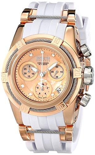 Festina-Reloj analógico de pulsera para mujer 15284perno color blanco reloj de cuarzo analógico Swiss