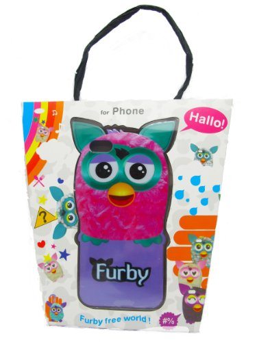 Great Price Great Birthday Gift iPhone 5 White Furby