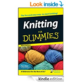 Knitting For Dummies�, Mini Edition