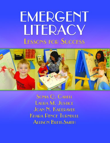 Emergent Literacy: Lessons for Success (Emergent and...