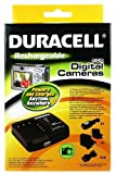 Duracell Battery-Powered Digital Camera Battery Charger and USB Power Supply for Canon Nb-3l Digital Camera