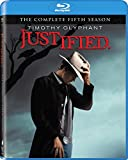 Justified: Season 5 [Blu-ray + UltraViolet] (Sous-titres français)