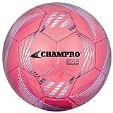 Champro Soccer Ball (Pink Panels, 4), 4/Pink Panels