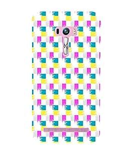 EPICCASE funky grass Mobile Back Case Cover For Asus Zenfone Selfie (Designer Case)