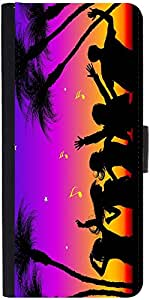 Snoogg Party Night Designer Protective Flip Case Cover For Lg G4