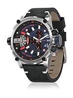 Timecode Reloj de cuarzo Man Tc-1002-08 Negro 46 mm