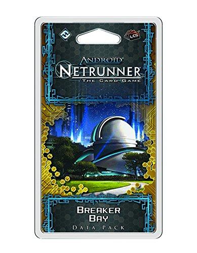 Android Netrunner LCG: Breaker Bay Data Pack