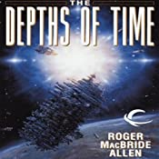 The Depths of Time: Chronicles of Solace, Book 1 | Roger MacBride Allen