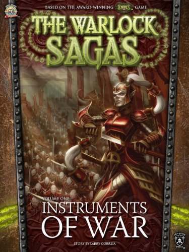 Instruments of War (Warlock Sagas Book 1)