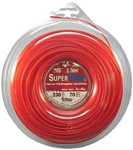 Amazon.com : SuperTrim SU105D1-12 1-Pound Spool of .105-Inch-by-230