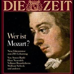 Mozart (ZEIT Geschichte) Hörbuch