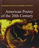 img - for American Poetry of the 20th Century (Introduction to Literary Context) book / textbook / text book