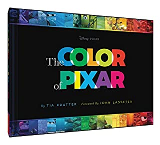 Book Cover: The Color of Pixar
