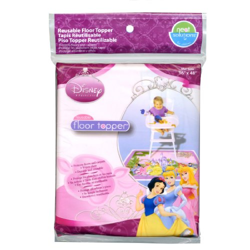 Neat Solutions Reusable Floor Topper, Princess