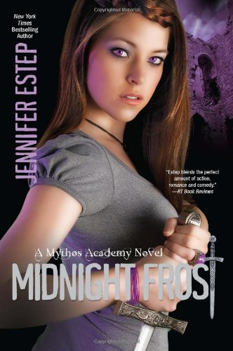 Image of Midnight Frost (The Mythos Academy)