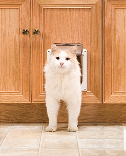 Cat Mate Cat Flap Template