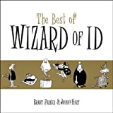 img - for The Best of the Wizard of Id by Brant Parker, Johnny Hart (2009) Hardcover book / textbook / text book