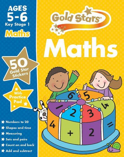 Maths kS1 5-6 (Gold Stars Ks1 Workbooks)