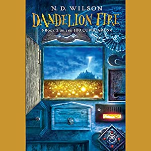 Dandelion Fire Audiobook