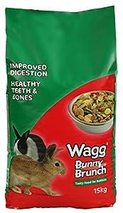 Wagg Bunny Brunch 15 kg