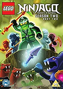 LEGO Ninjago - Masters Of Spinjitzu: Season 2 - Part 2 [DVD] [2015]