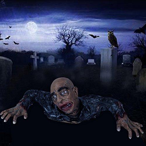 SLG rifornimenti di Halloween Halloween/Haunted House BarKTVpuntelli decorativi/Horror salita morti-A