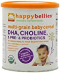 Happy Bellies Organic Baby Cereals wi...