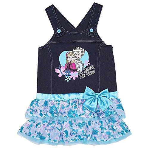 Disney Little Girls' Frozen Skirt Set, 4-6x (4) ...