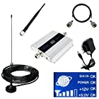 Asunflower® LCD GSM 900mhz Mobile Cell Phone Signal Booster Cellular Repeater Antenna Amplifier for Indoors