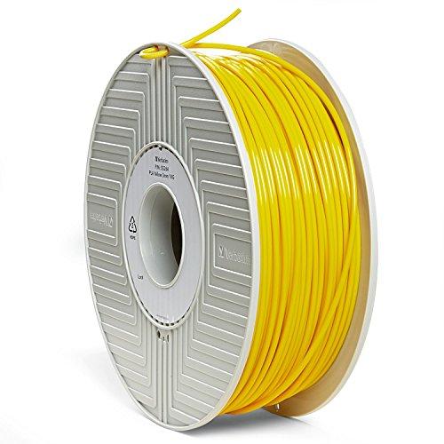 verbatim-pla-3d-filament-3mm-1kg-reel-yellow-55264