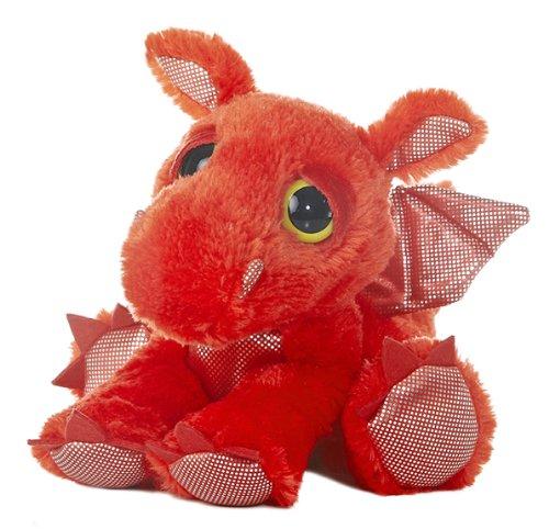 Aurora World Dreamy Eyes Flame Red Dragon